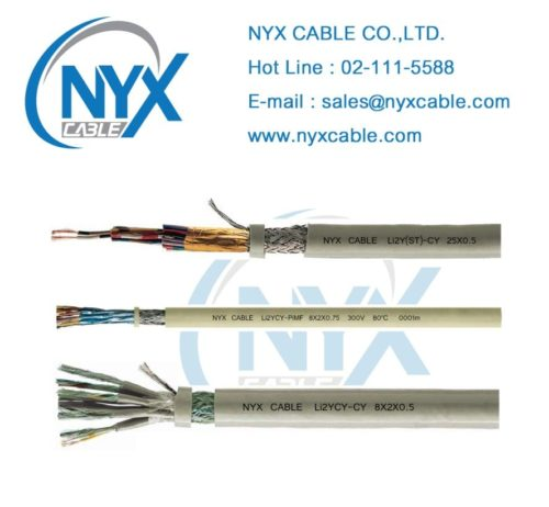 Double Shield Cable